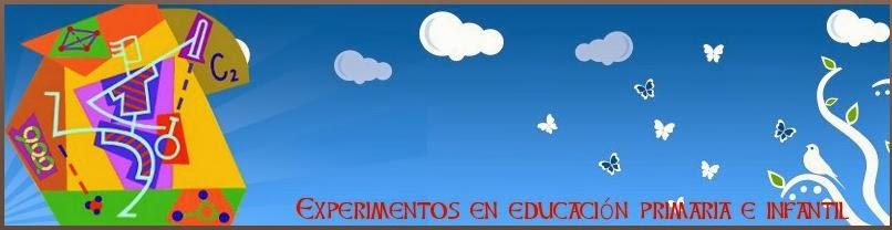 Experimentos en Ed. Infantil y Primaria