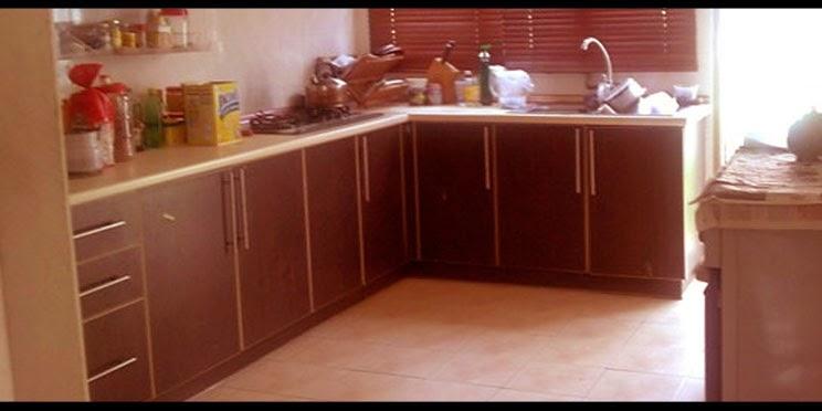 bentuk dapur rumah