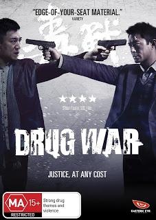 Chiến Tranh Thuốc Phiện - Drug War (2013)
