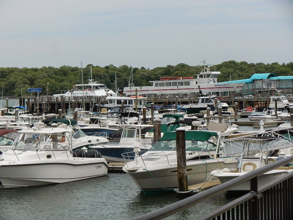 Guided discovery boston adventures celebrating 71 for Hingham shipyard