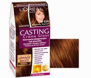 Odcień idealny, czyli brązowe włosy z rudymi refleksami