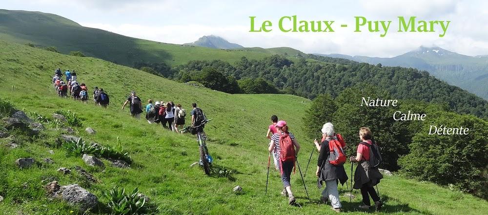 Randonnée Ski de Fond Balades Gîtes Vacances Le Claux Puy Mary Cantal Auvergne