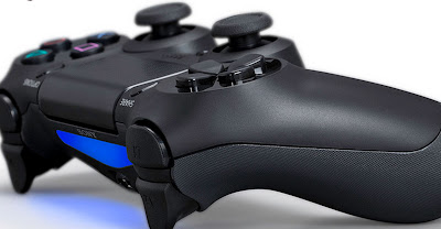 New Playstation 4 controller