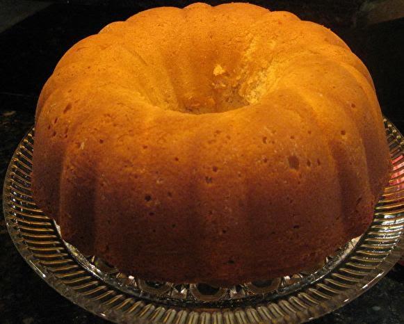 Daily 1 Recipe: GRANDMA'S POUND CAKE
