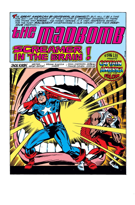 Captain America (1968) Issue #193 #107 - English 2