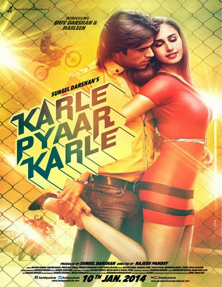 Karle Pyaar Karle 2014 P-DVDRip 700mb