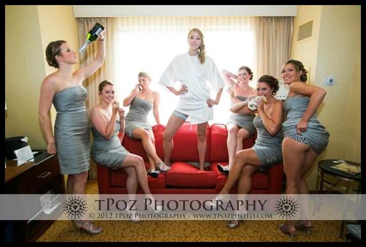 Crazy Bridesmaids photo