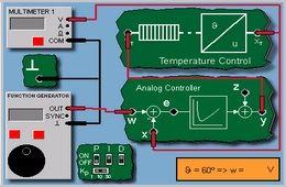 تقنية التحكم الآلي - Automatic Control