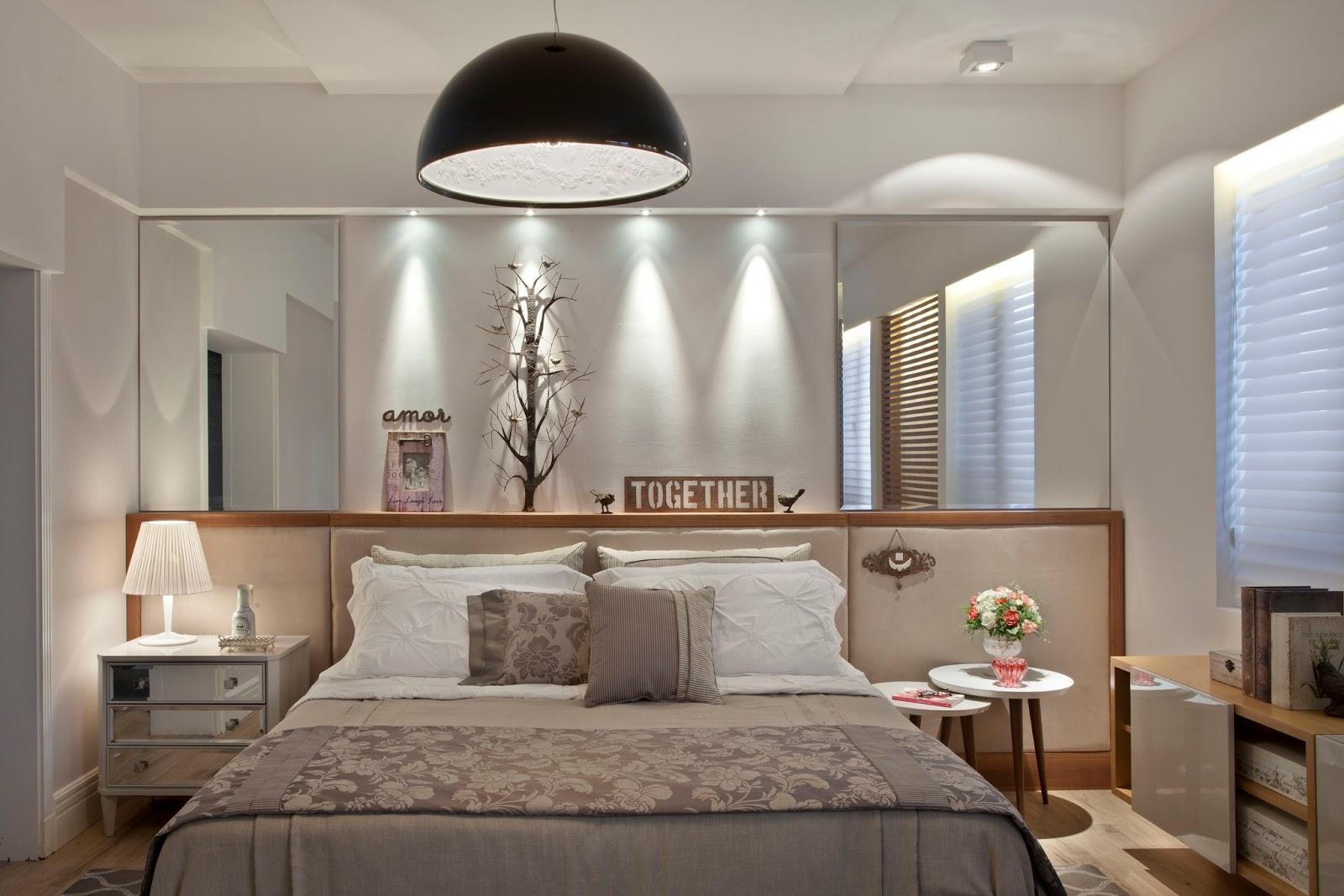 revistas de decoracao de interiores quartos:Ateliê Revestimentos: Campinas Decor 2013 – Quarto do Casal