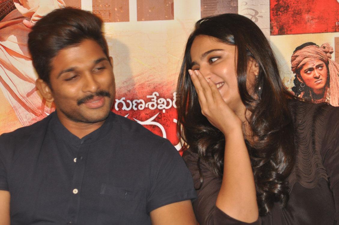 Rudramadevi movie success meet photos-HQ-Photo-13