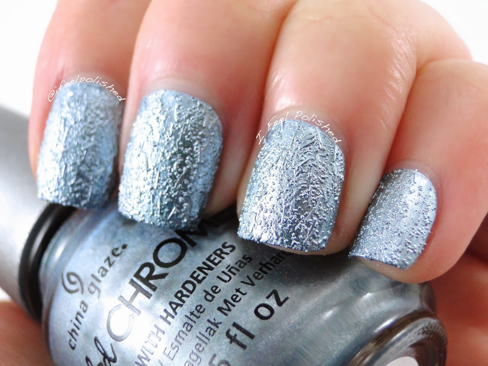 China Glaze Iron Out Details