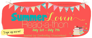 Summer Read-A-Thon: Whole Lotta Shakin' Goin On
