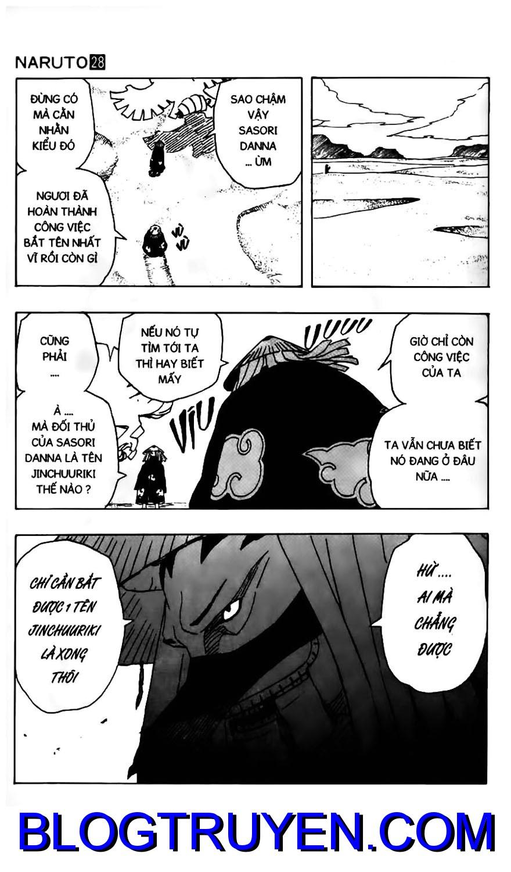 Naruto chap 251 Trang 20 - Mangak.info