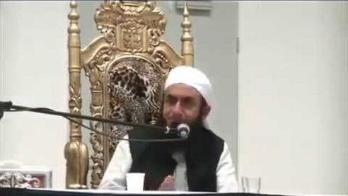 MAULANA TARIQ JAMEEL BAYAN GERMANY 13-05-2014