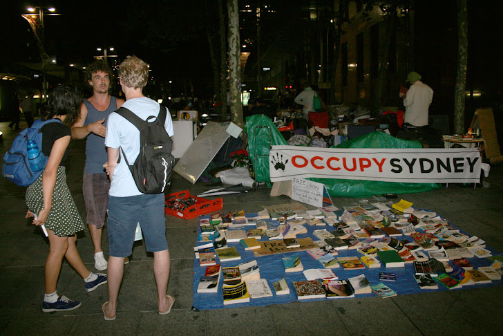 100 Day Occupation of Martin Place