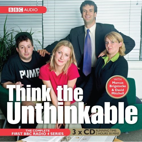 BBC Radio Comedy - Think The Unthinkable S02E02 S4L - James Cary