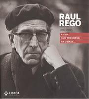Capa do Catálogo Raul Rêgo
