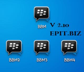 Mod BBM,BBM2,BBM3,BBM4 2.10.0.31 Version