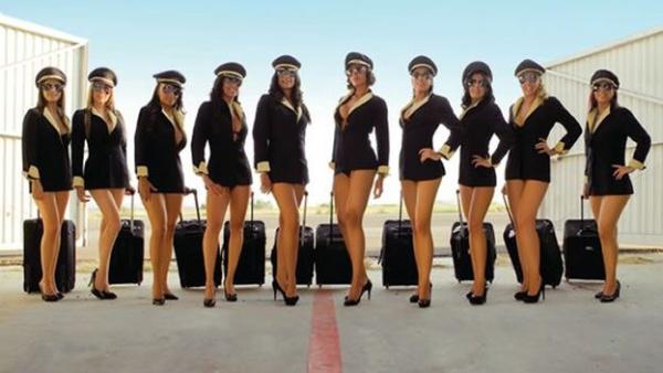 Aeromozas Mexicanas ## Nuevas Fotos SEXYS Revista H Extremo Marzo 2011 ...