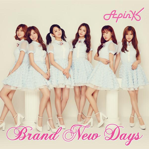 [Single] Apink – Brand New Days (2016.03.23/MP3/RAR)