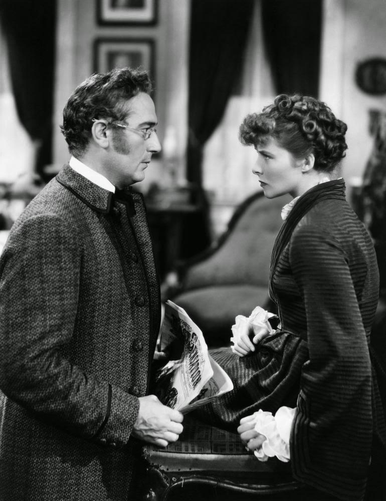 Paul Lukas Caftan Woman 31 Days of Oscar Blogathon Paul Lukas Best Actor 1944