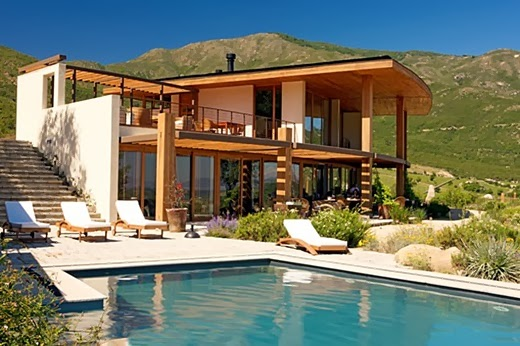 10 places to honeymoon for the year 2014 Colchagua Valley, Chile