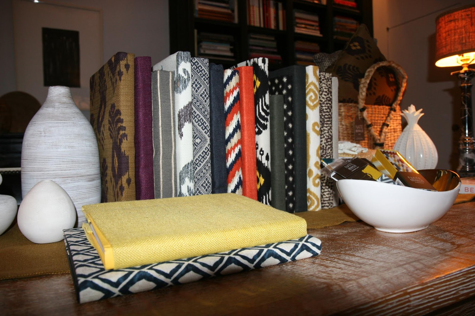Fabric Book Covers Target : Images about nate berkus fabrics on pinterest