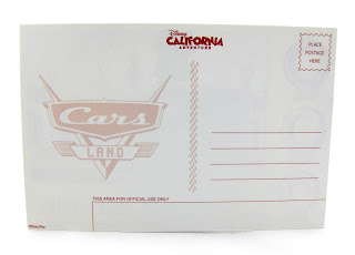 cars land postcards