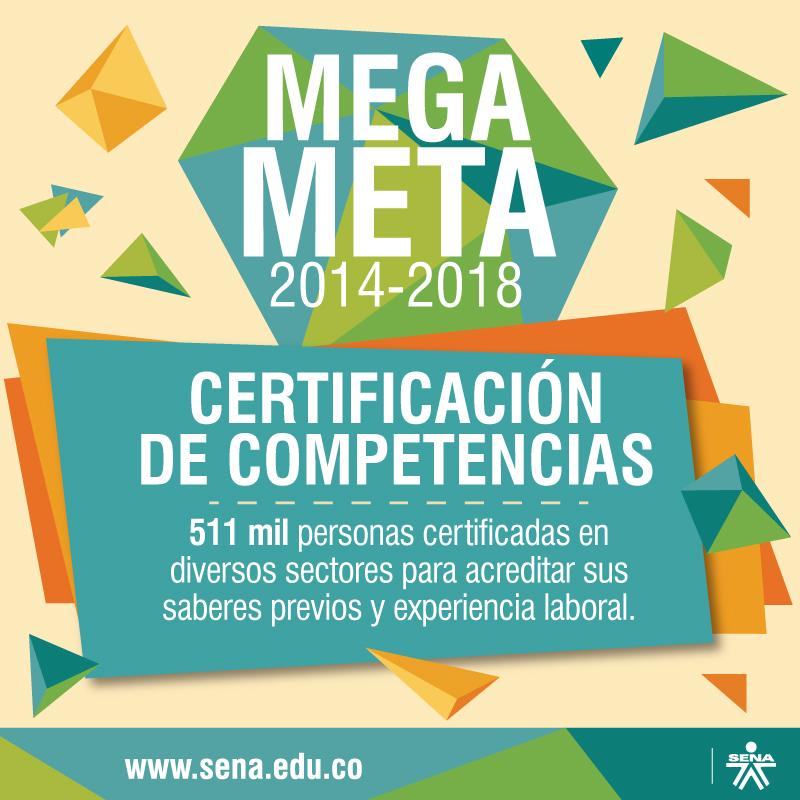 Mega Meta Certificación