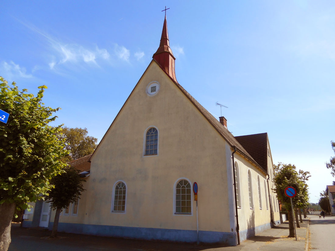 Chiesa a Sösdala