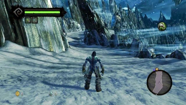 Darksiders 2 PC Games Gameplay
