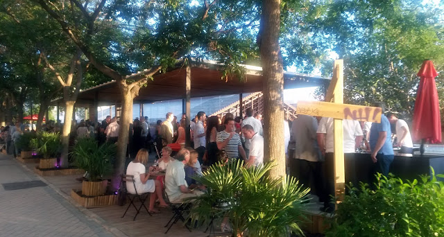 CASA DEL REY BEACH CLUB, inauguración de terraza