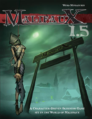 Interesting Thoughts On Playing Malifaux Post V2