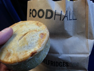 Selfridges pie review