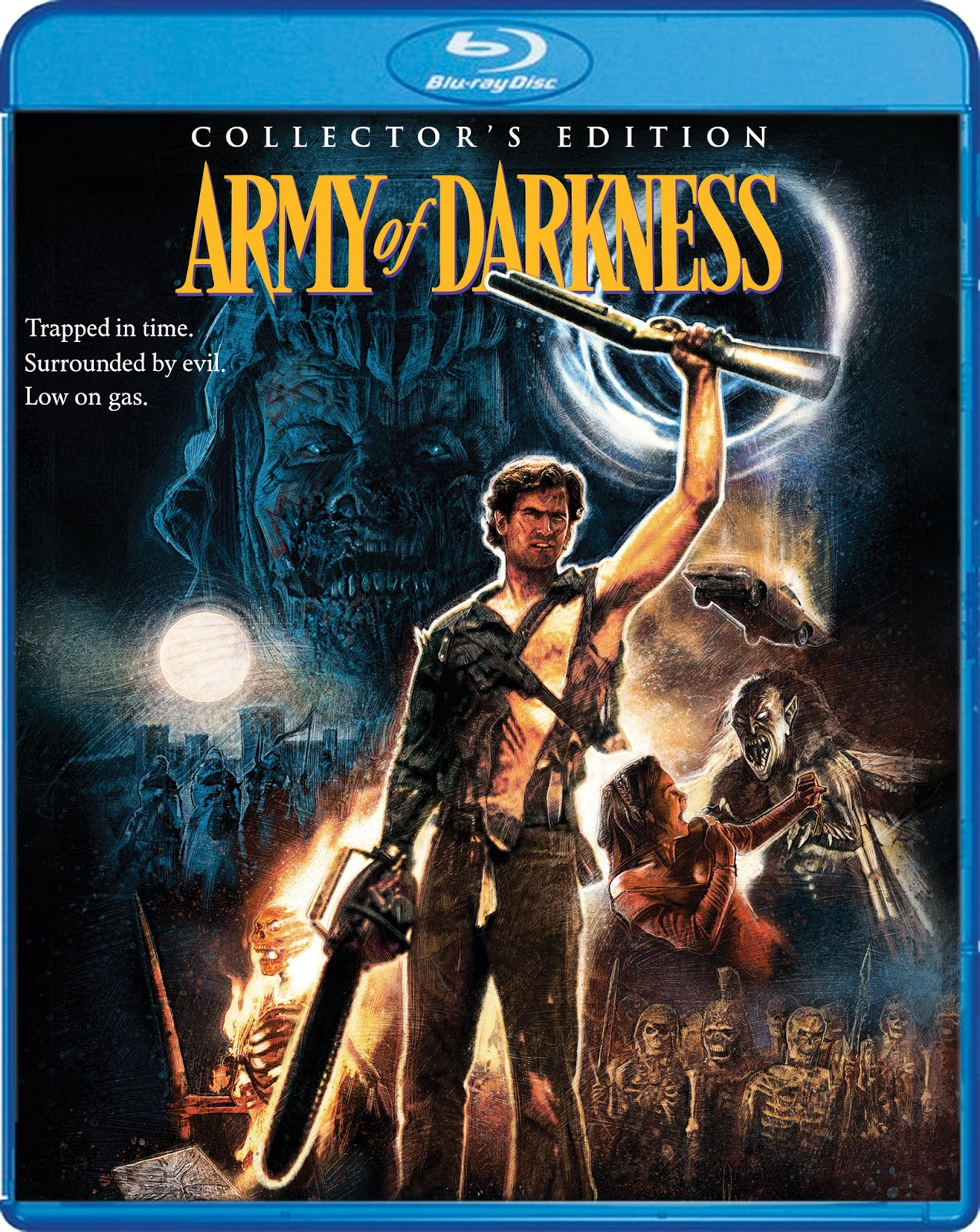 Rupert Pupkin Speaks: Scream Factory - ARMY OF DARKNESS on Blu-ray