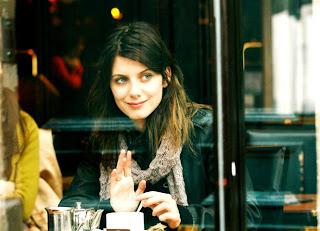 Melanie Laurent as Laetitia in 'Paris'
