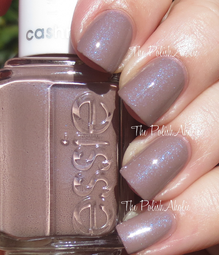The PolishAholic: Essie Cashmere Matte Collection Swatches & Review