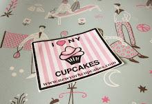 I LOVE NY Cupcakes!