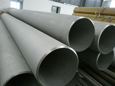 Ferrite Austenite Dual Phases Stainless Steel Pipe