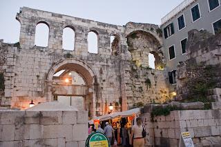 Split - restos romanos - que visitar