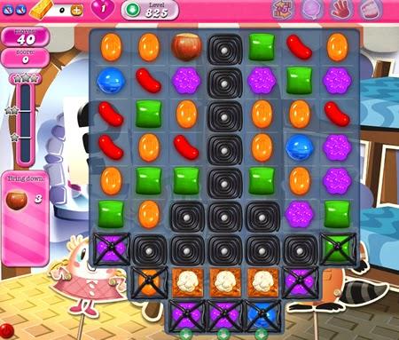 Candy Crush Saga 825