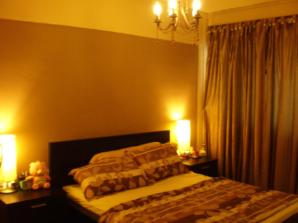 Romantic bedroom decorating back 2 home for Bedrooms decoration