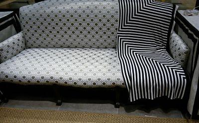 Estampados en blanco y negro