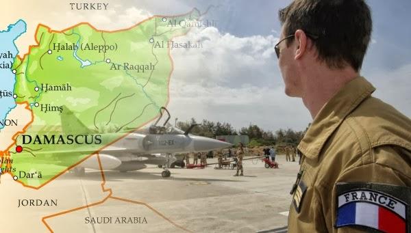Французы были готовы ударить по Сирии (коллаж: Turkist.Org)
