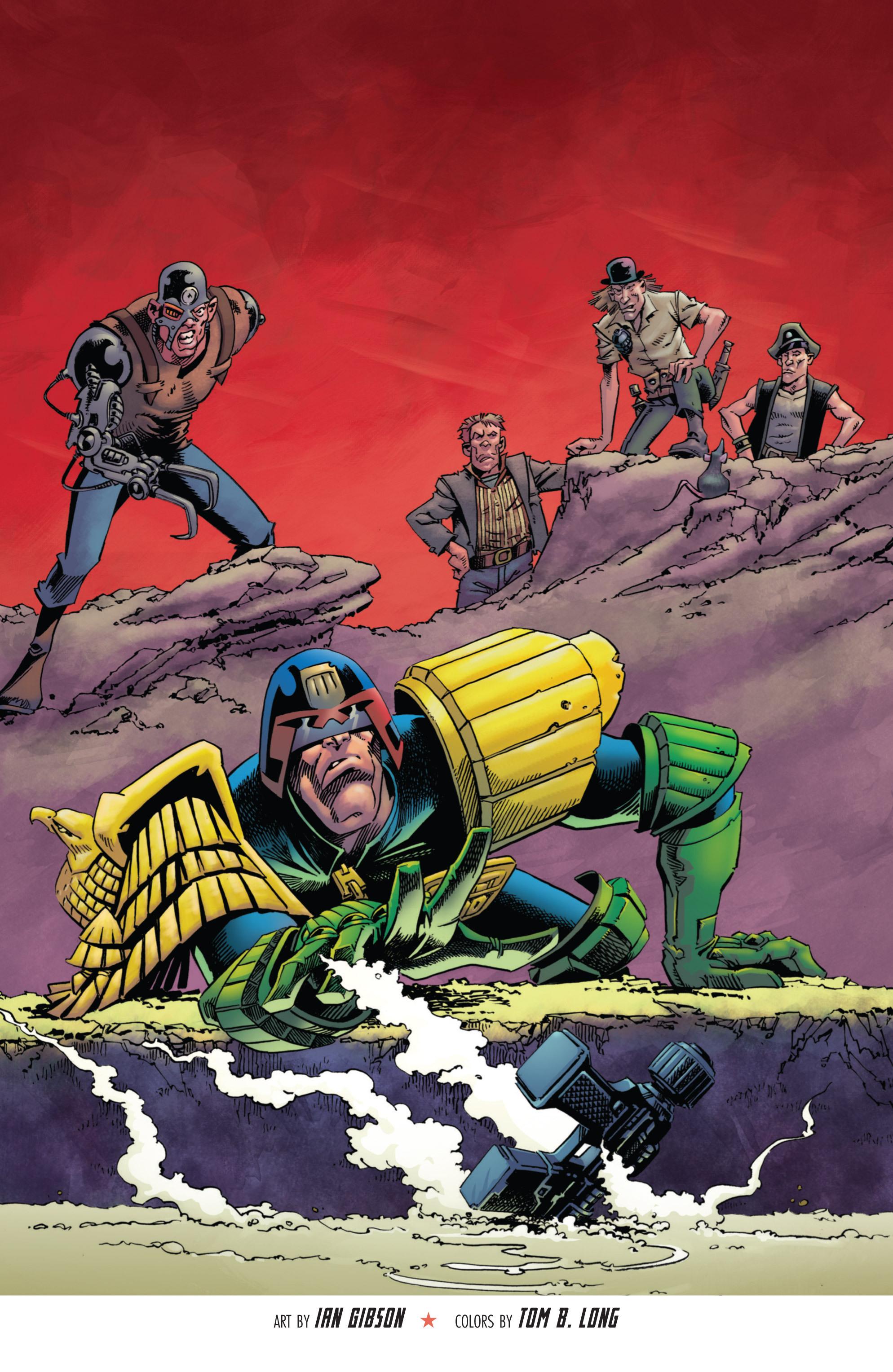 Read online Judge Dredd (2012) comic -  Issue # _TPB 3 - 98