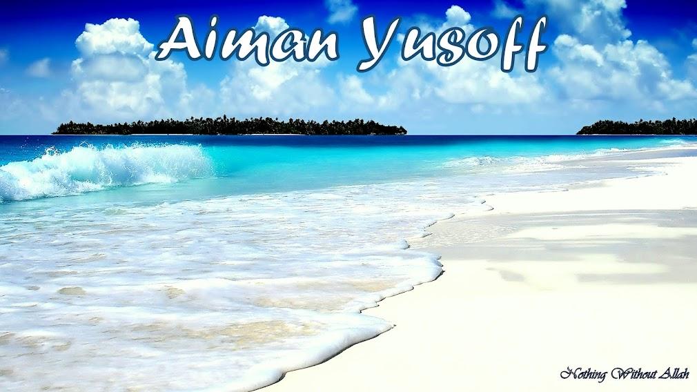 Aiman Yusoff