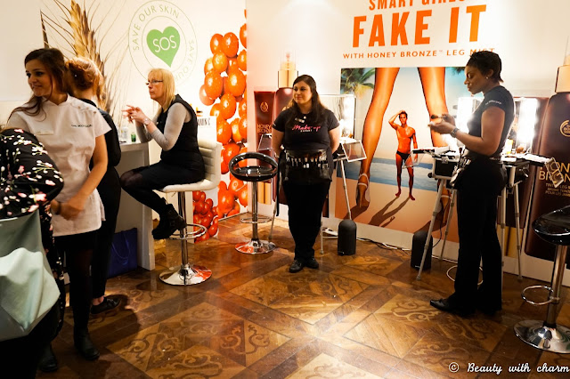 The Body Shop #HappySkin Event
