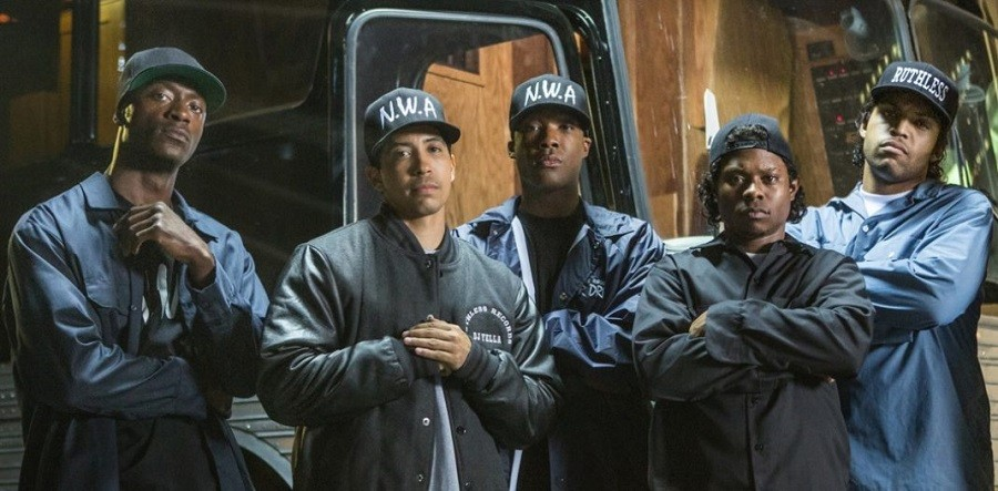Straight Outta Compton - A História do N.W.A. BluRay 2015 Filme 1080p 720p Bluray Full HD HD completo Torrent