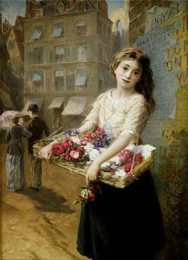 Art et glam augustus edwin mulready ses peintures de genre for Artiste peintre anglais