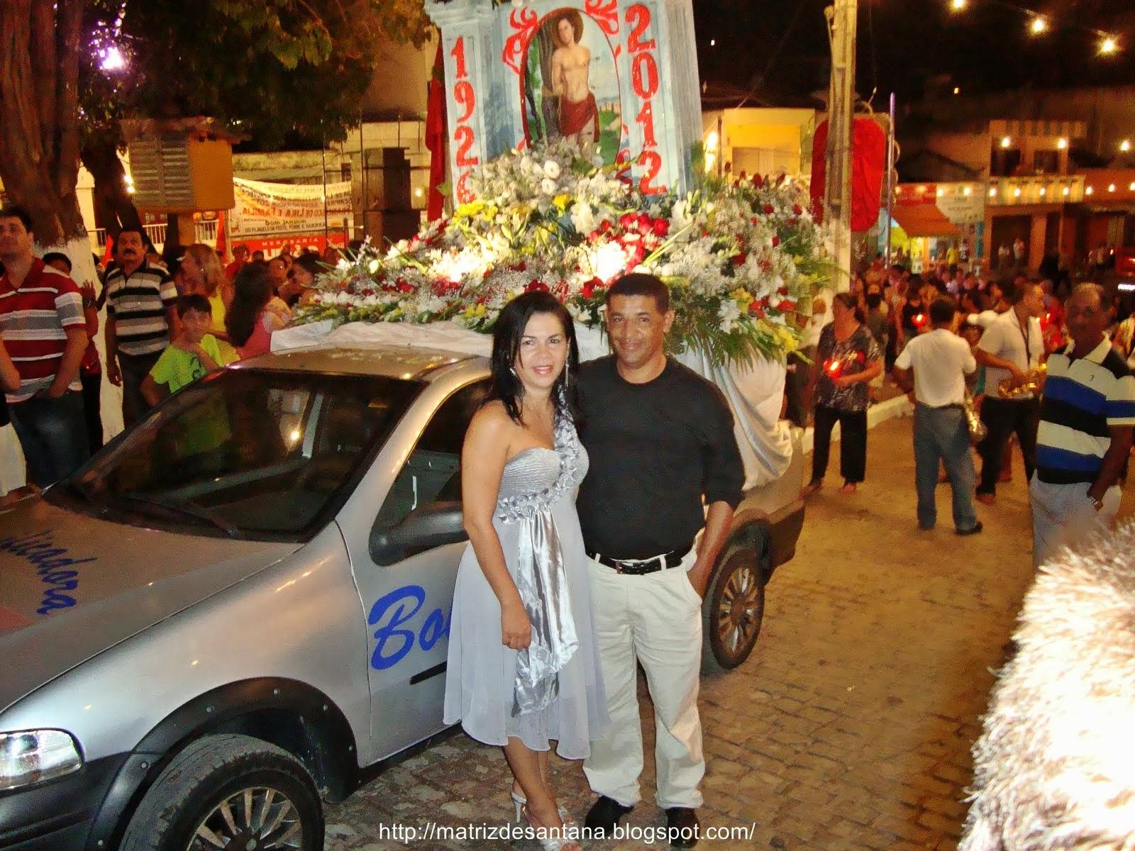 da Experiência Como juíza da Festa de São Sebastião do Ano de 2012